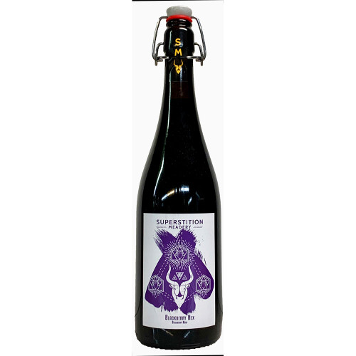 Superstition Meadery Blackberry Hex Mead