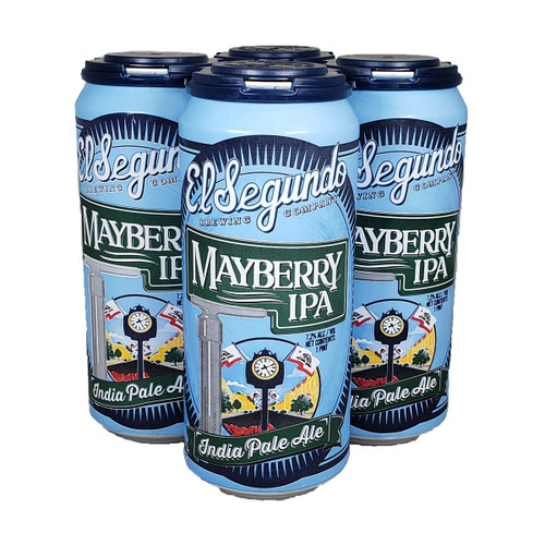 El Segundo Mayberry IPA 4-Pack Can
