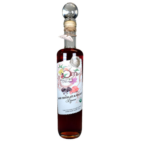 Organic Mixology OM Dark Chocolate Sea Salt Liqueur