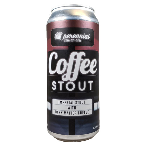 Perennial Dark Matter Coffee Stout 2020 Can