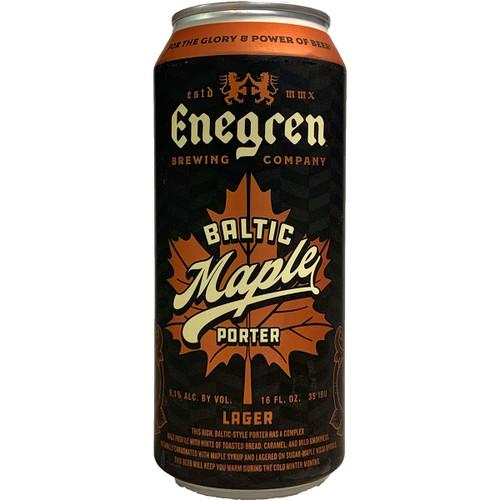Enegren Maple Baltic Porter Can
