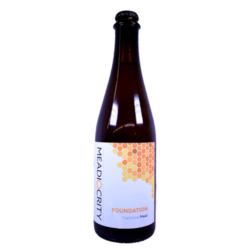 Meadiocrity Foundation Traditional Mead 500ML