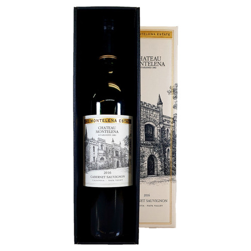 Chateau Montelena 2016 The Montelena Estate Cabernet Sauvignon