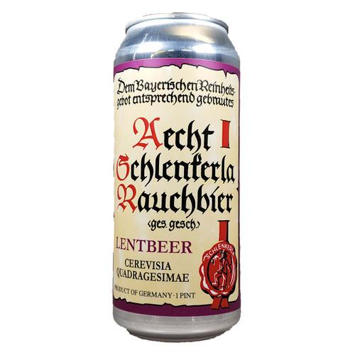 Aecht Schlenkerla Fastenbier Can