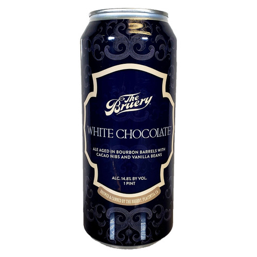The Bruery White Chocolate Can