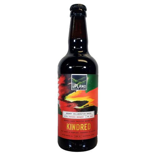 Upland Kindred Barreled-Aged Fruited Brown Ale