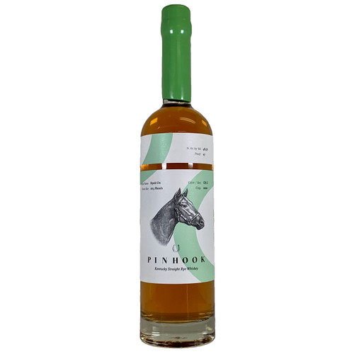 Pinhook Rye'd On Rye Whiskey Crop '20