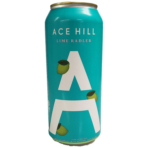 Ace Hill Lime Radler Can