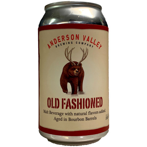Anderson Valley Old Fashioned Can