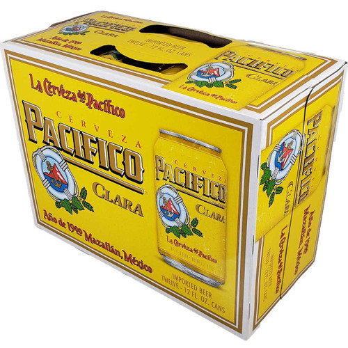 Pacifico Clara 12-Pack Can