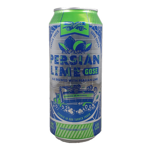 Two Roads Persian Lime Gose Can
