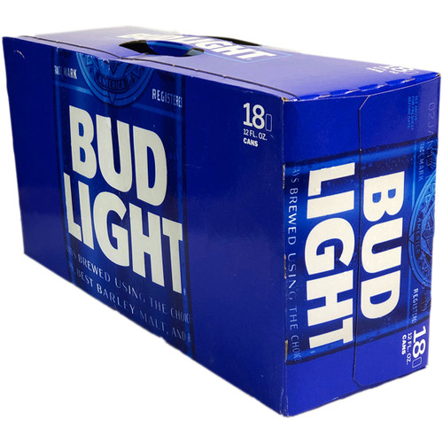 Bud Light 18-Pack Can
