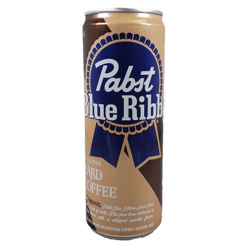 Pabst Blue Ribbon Hard Coffee Can