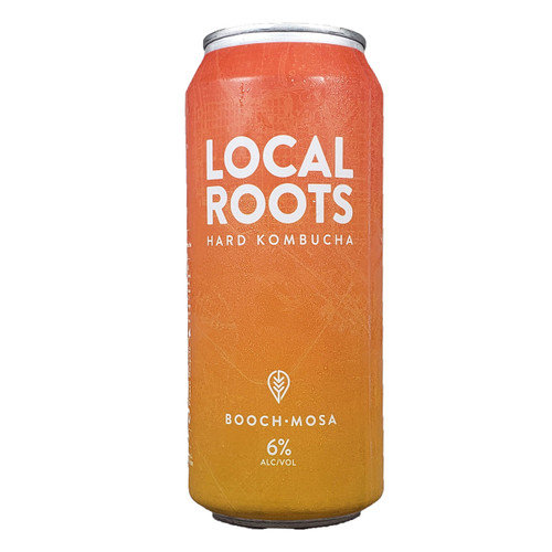 Local Roots Booch Mosa Hard Kombucha Can