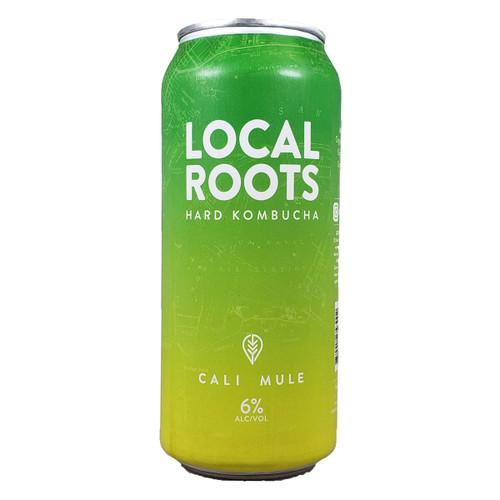 Local Roots Cali Mule Hard Kombucha Can