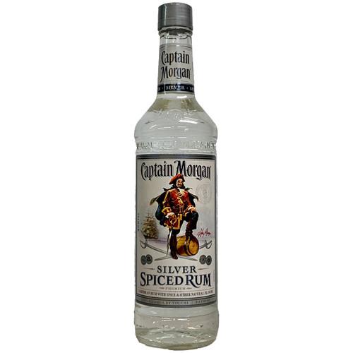 Captain Morgan Spiced Silver Rum