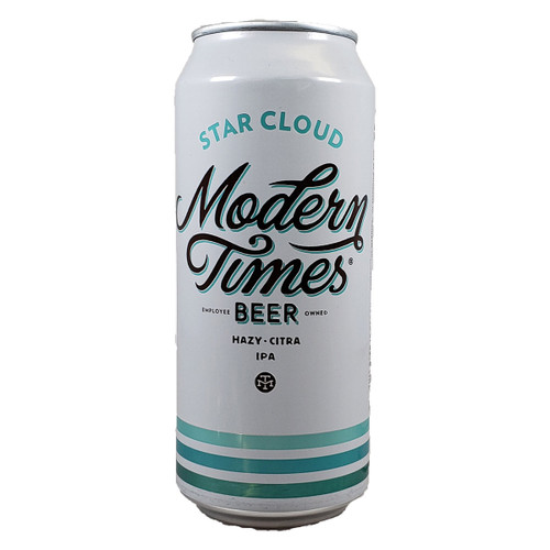 Modern Times Star Cloud Hazy IPA Can
