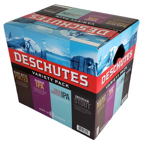 Deschutes Variety Pack 12-Pack