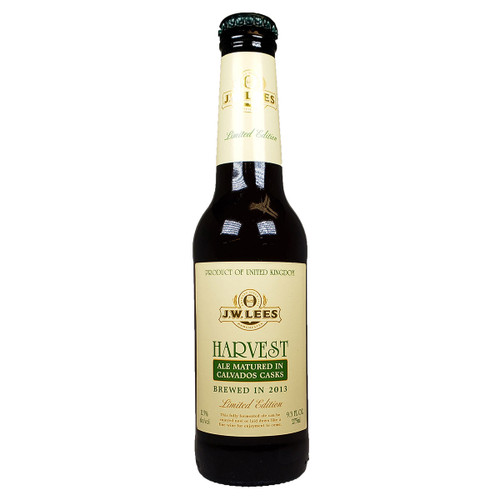 J.W. Lees Harvest Ale Matured in Calvados Casks 2013
