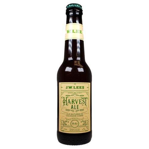 J.W. Lees Harvest Ale Matured in Calvados Casks 2017