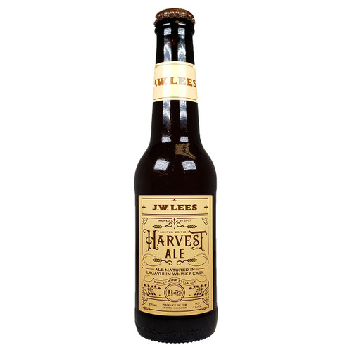 J.W. Lees Harvest Ale Matured in Lagavulin Whisky Casks 2017