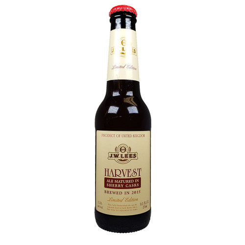 J.W. Lees Harvest Ale Matured in Sherry Casks 2015