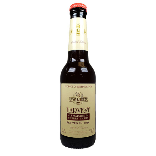 J.W. Lees Harvest Ale Matured in Sherry Casks 2016