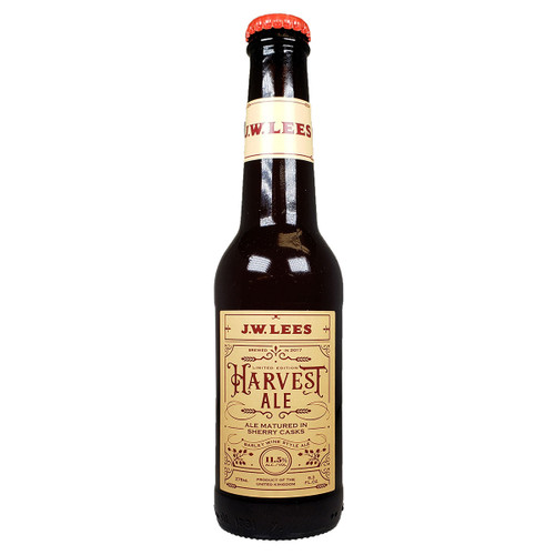 J.W. Lees Harvest Ale Matured in Sherry Casks 2017