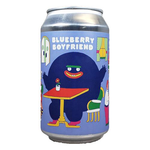 Prairie Blueberry Boyfriend Sour Ale Can