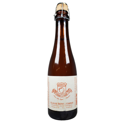 Allagash Farm To Face Sour Ale with Peaches