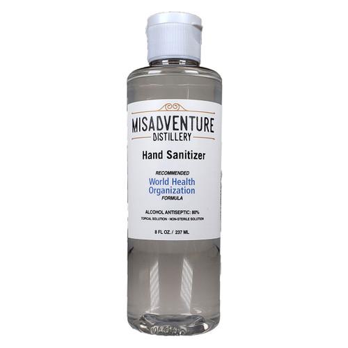 Misadventure Distillery Hand Sanitizer 8OZ