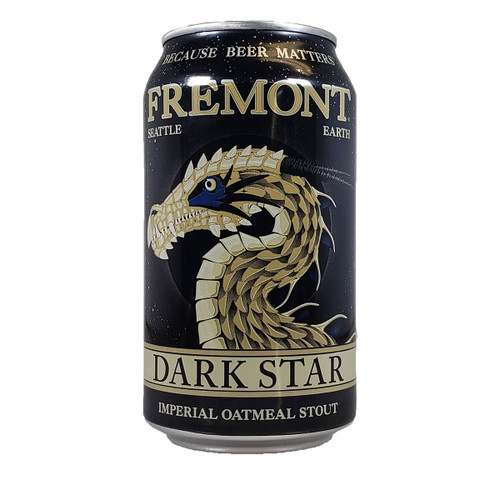 Fremont Dark Star Imperial Oatmeal Stout Can