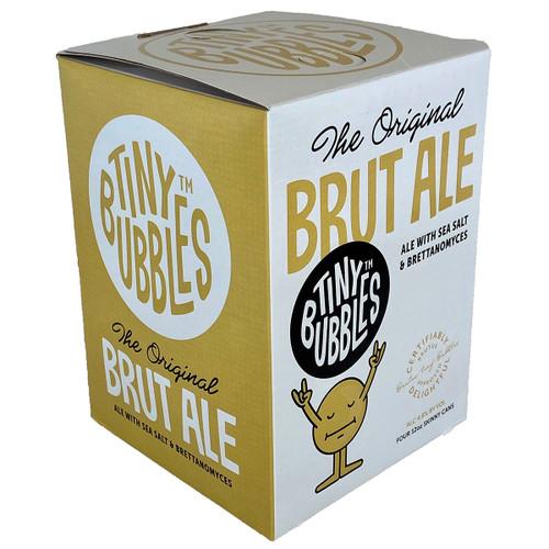 "Tiny Bubbles ""The Original"" Sour Ale 4-Pack Can"