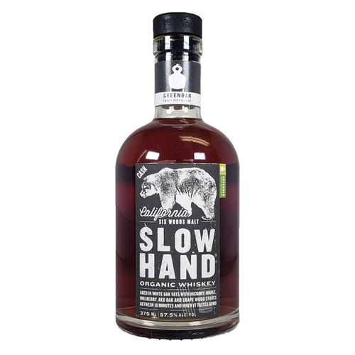 Slow Hand 115 Proof 6 Wood