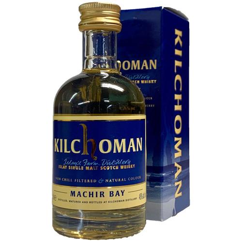 Kilchoman Machir Bay Islay Single Malt Scotch Whisky 50ML