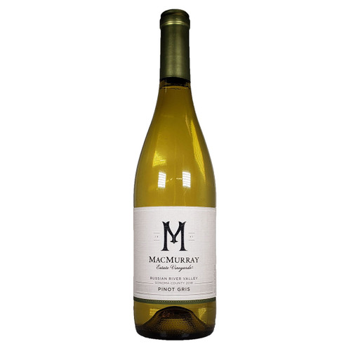 MacMurray Estate 2018 Russian River Valley Pinot Gris