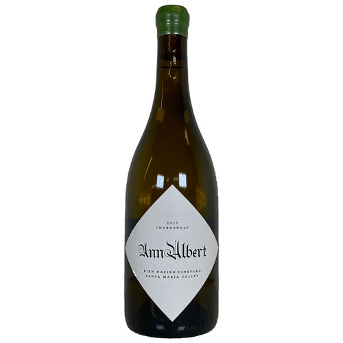 Ann Albert 2017 Bien Nacido Vineyard Chardonnay
