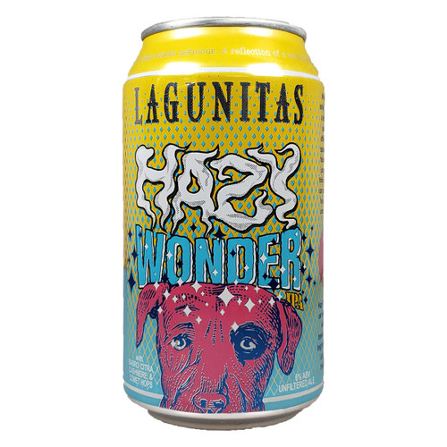 Lagunitas Hazy Wonder IPA Can