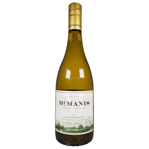 McManis 2018 Chardonnay