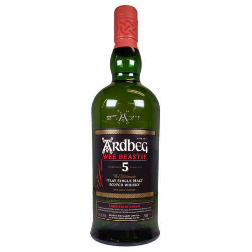 Ardbeg Wee Beastie 5 Year Old Islay Single Malt Scotch Whisky