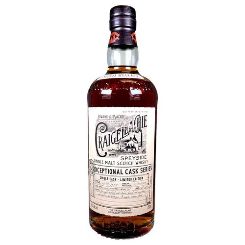 Craigellachie 23 Year Speyside Single Malt Scotch Whisky Exceptional Cask Series