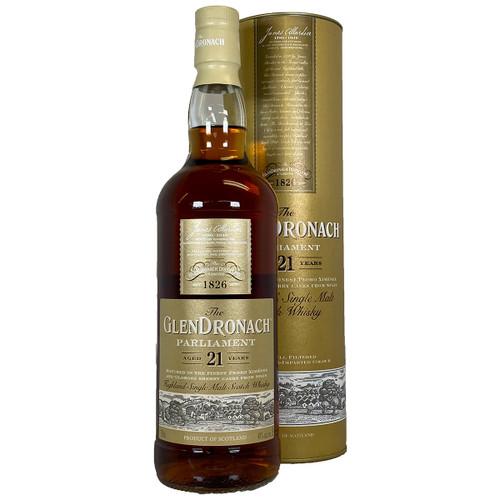 The Glendronach Parliament 21 Year Single Malt Scotch