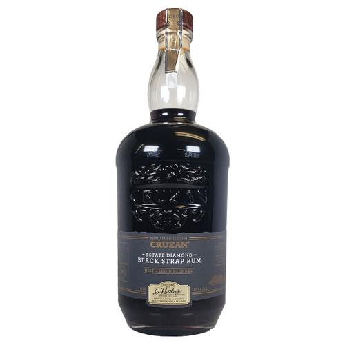 Cruzan Black Strap Dark Rum 1.0l