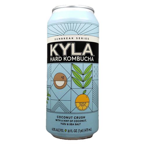 Kyla Coconut Crush Hard Kombucha Can