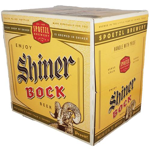 Shiner Bock 12-Pack