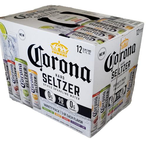 Corona Hard Seltzer Variety 12-Pack Can