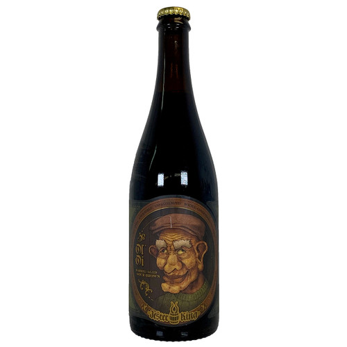 Jester King Ol' Oi Barrel Aged Sour Brown