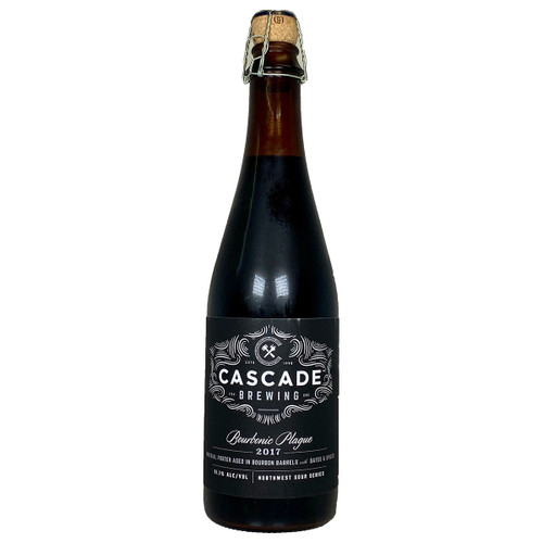 Cascade Bourbonic Plague Barrel Aged Sour Imperial Porter 2017