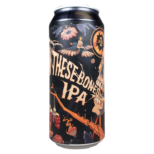 Institution On These Bones IPA Can