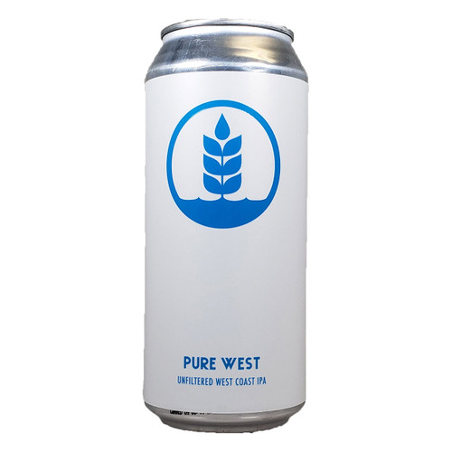 Pure Project Pure West Unfiltered West Coast IPA Can